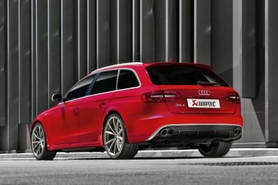 Akrapovic-Audi RS4