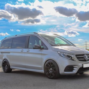 Mercedes Vito B14+Twin-monotube 9X20