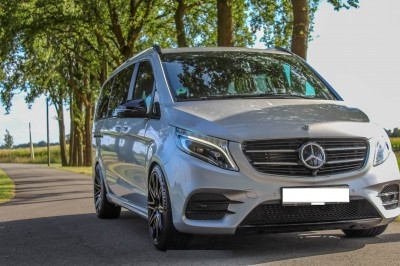Mercedes Vito B14+Twin Monotube Felgen 9X20