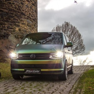 VW T6 Twin-Monotube-Felgen