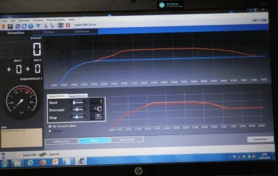 PCM Powerchip  Modul Realtime Kalibrierung
