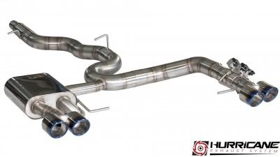 2.0 TSI Straight Pipe